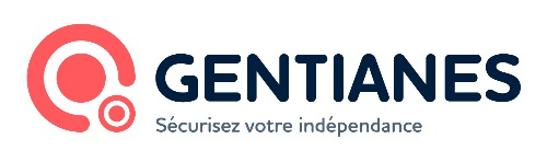 Logo de Gentianes notre partenaire